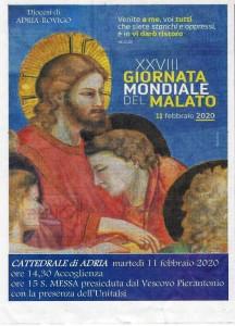 GIORNATA DEL MALATO - ADRIA CATTEDRALE